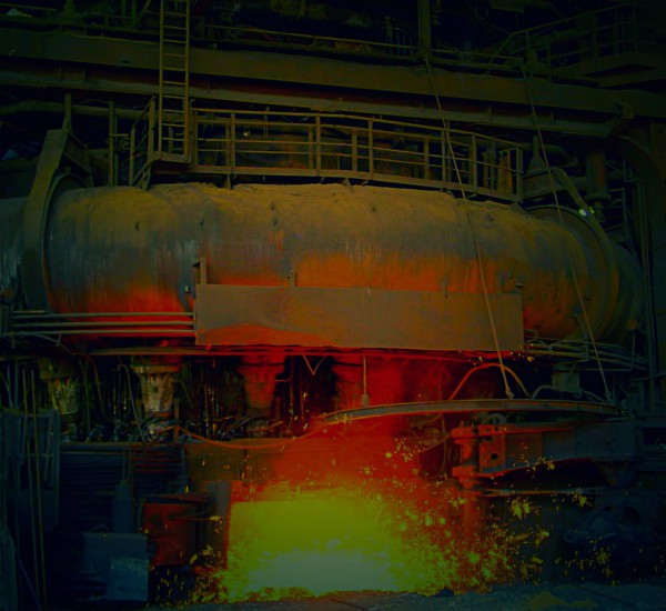 Worldwide projects in steel making and refractory